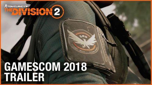 The Division 2 ganha trailer