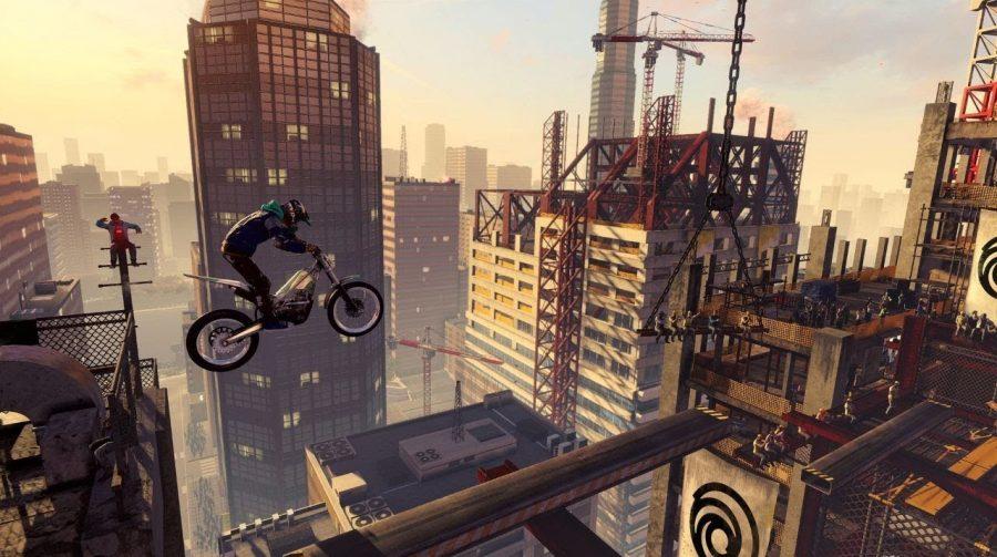 Ubisoft revela lançamento, beta e gameplay de Trials Rising