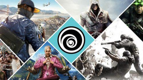 Ubisoft planeja lançar entre 3 a 4 jogos AAA até março de 2020