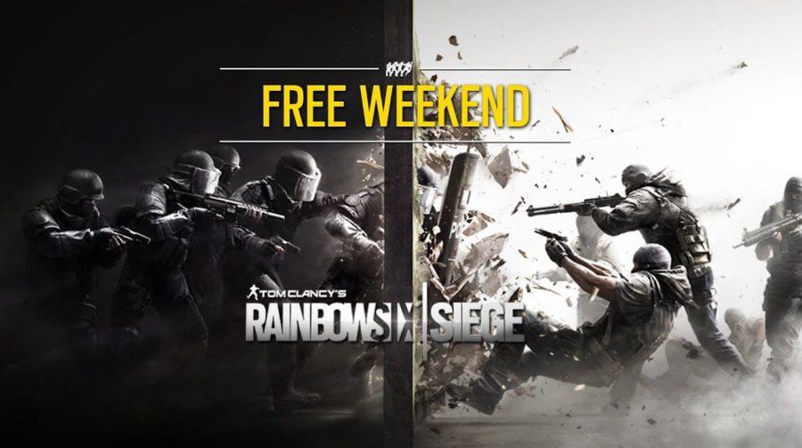 Rainbow Six Siege será gratuito no próximo fim de semana; aproveite!