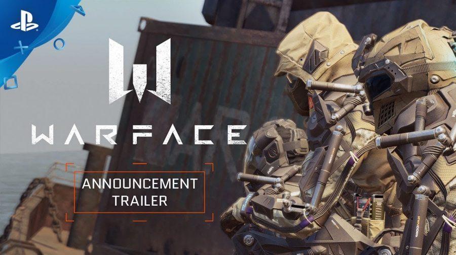 Aguardado free to play, Warface lança early access hoje no PS4... só que é pago!