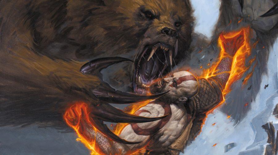 God of War terá série de quadrinhos publicada pela Dark Horse
