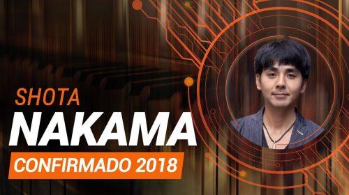 Shota Nakama, criador da Video Game Orchestra, estará na BGS 2018