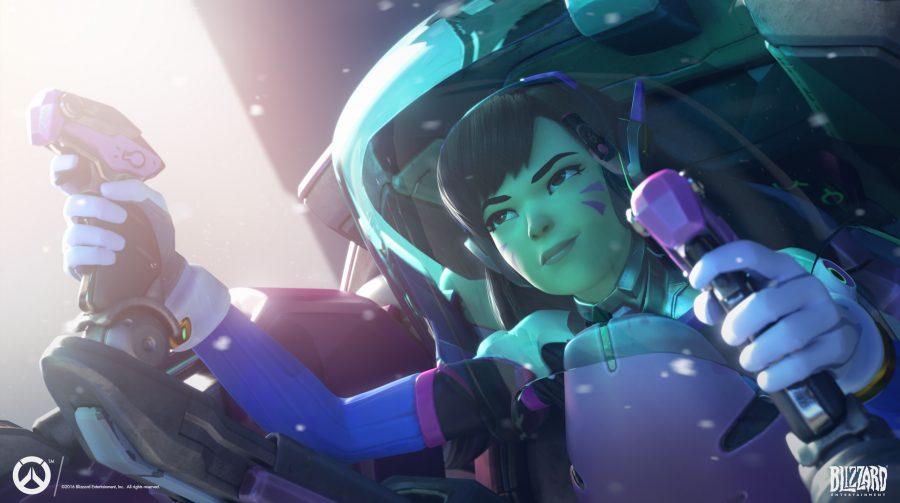 Overwatch: novo curta animado de D.Va e mapa em Busan