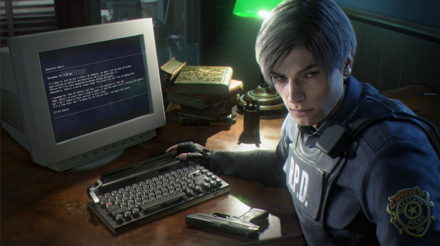 Edição de colecionador de Resident Evil 2 é mais cara que um console