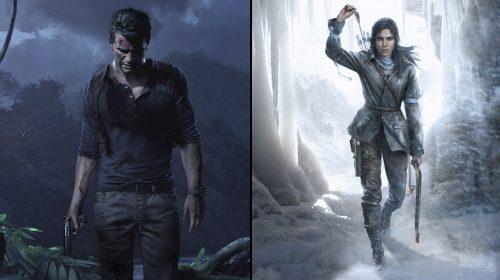 Diretor destaca as diferenças entre Tomb Raider e Uncharted