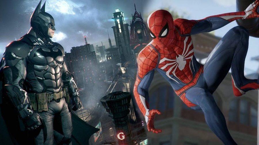 Insomniac quer o mesmo nível de Batman Arkham em Marvel's Spider-Man