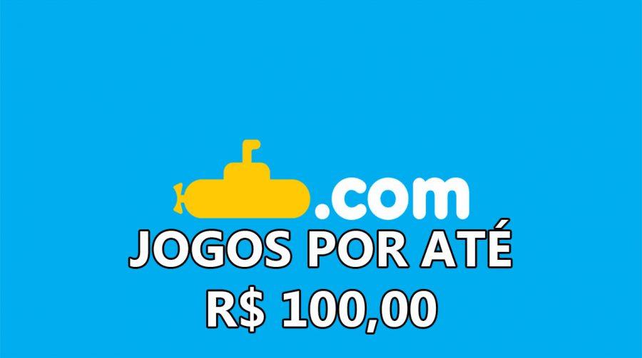 Aniversário Submarino! Veja: 30 jogos de PS4 abaixo dos R$ 100