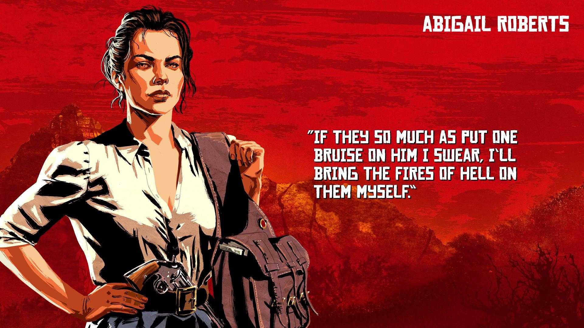 Rockstar Games revela artes dos personagens de Red Dead Redemption 2; veja 3