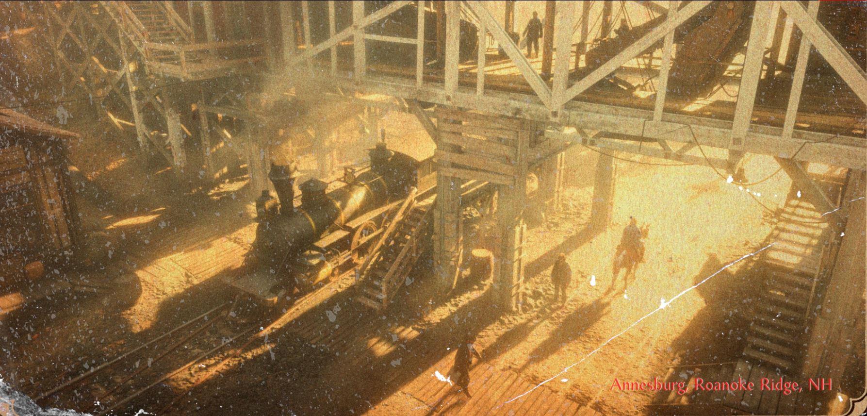 Annesburg_Red Dead Redemption 2