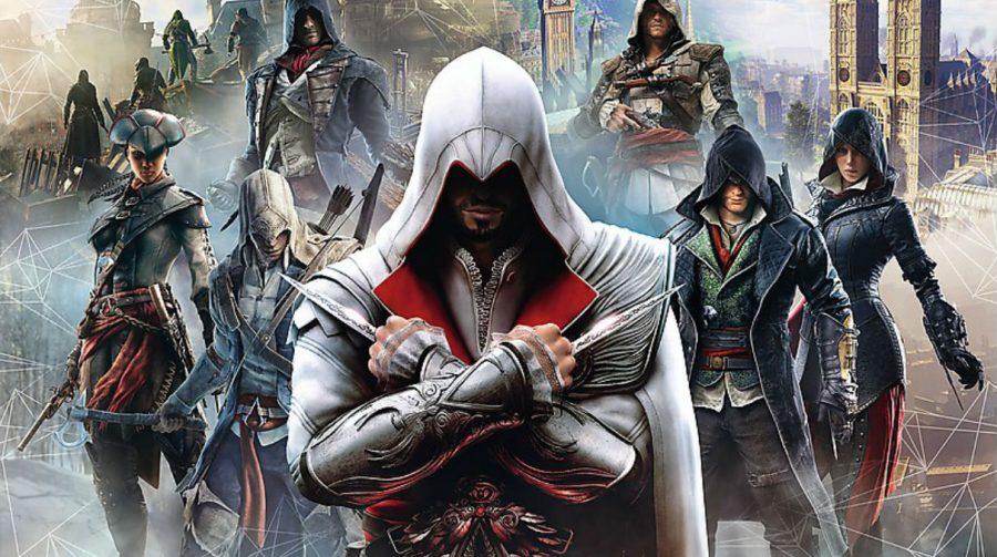 Jogos de Assassin's Creed em promoção na PSN; confira preços