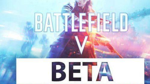 BETA aberto de Battlefield V já está disponível para download; baixe