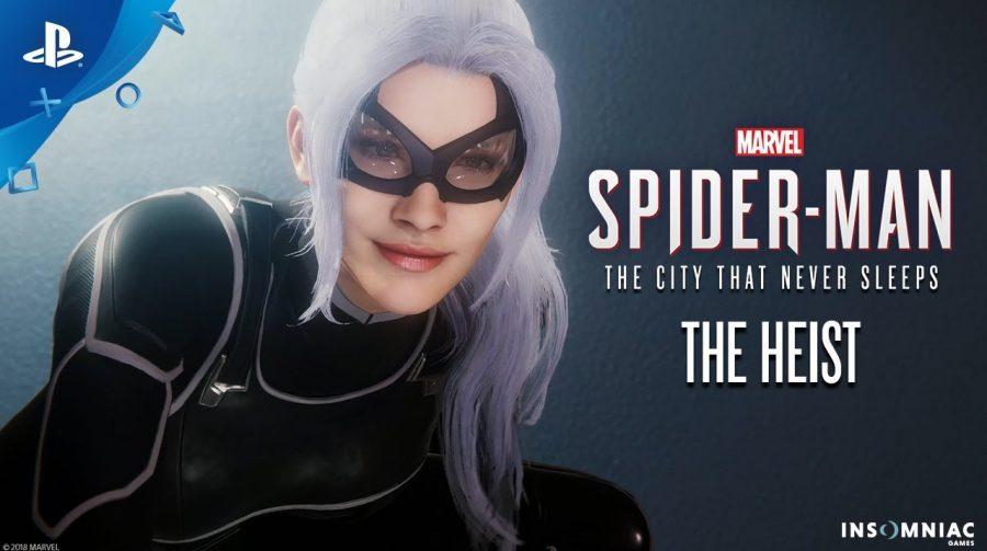 Conheça atriz de Gata Negra em Marvel's Spider-Man