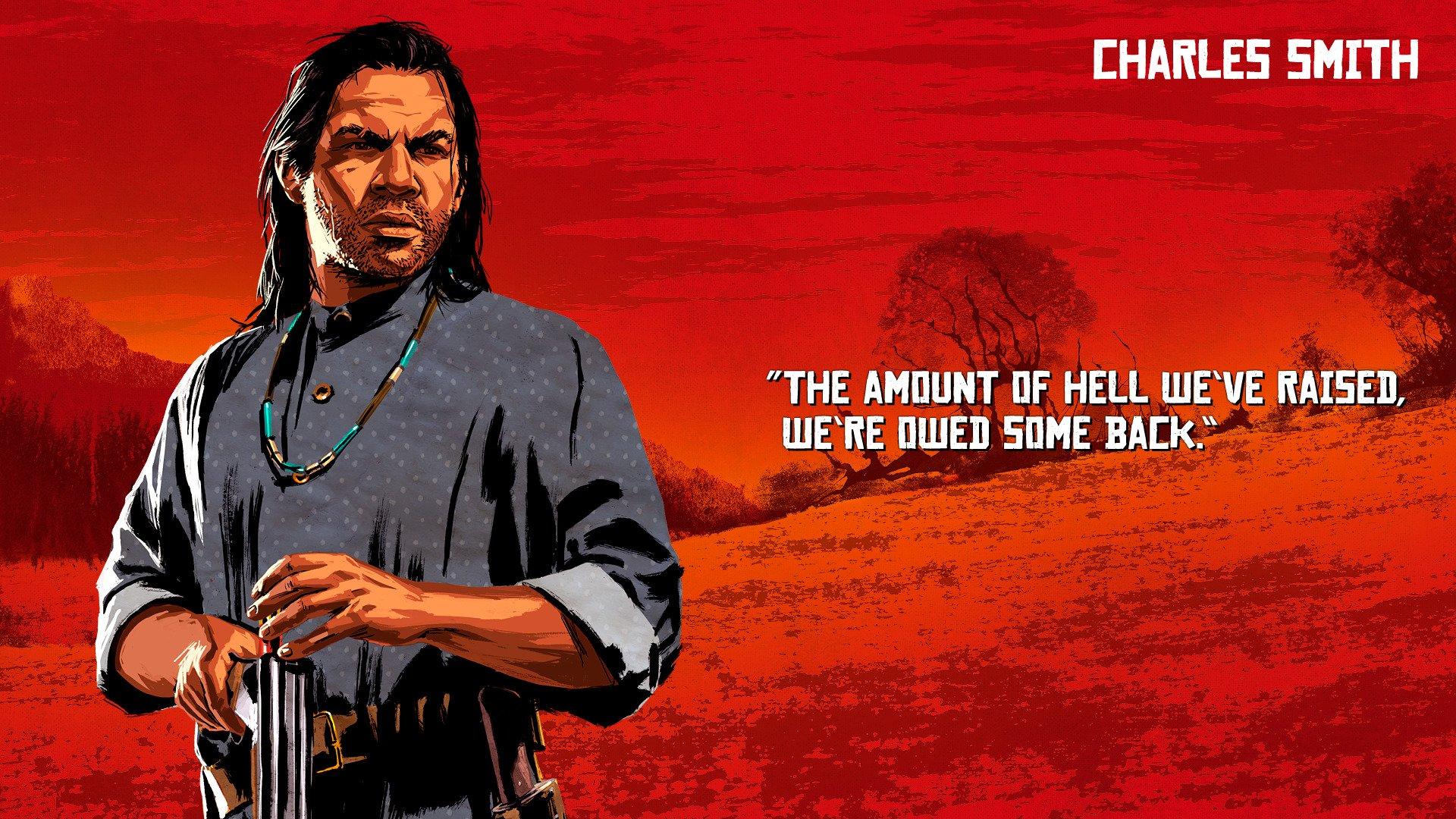 Rockstar Games revela artes dos personagens de Red Dead Redemption 2; veja 5