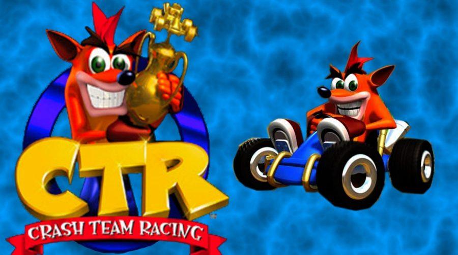 [Rumor] Remake de Crash Team Racing pode ser anunciado no TGA