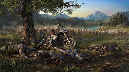 Sony Bend revela apocalíptica keyart de Days Gone; veja