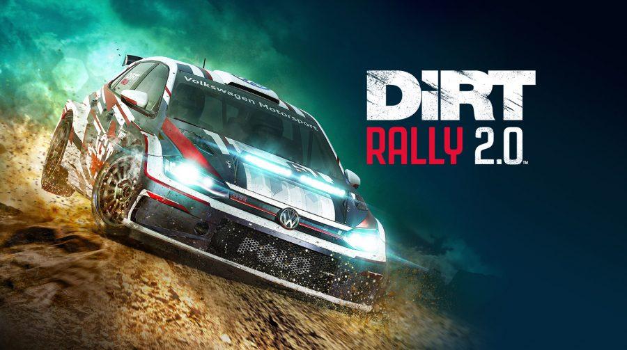 Codemasters anuncia DiRT Rally 2.0 com belo trailer; assista