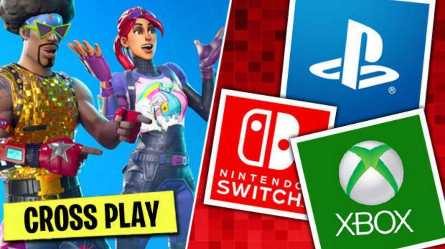 Sony anuncia crossplay com outras plataformas; Começa com Fortnite