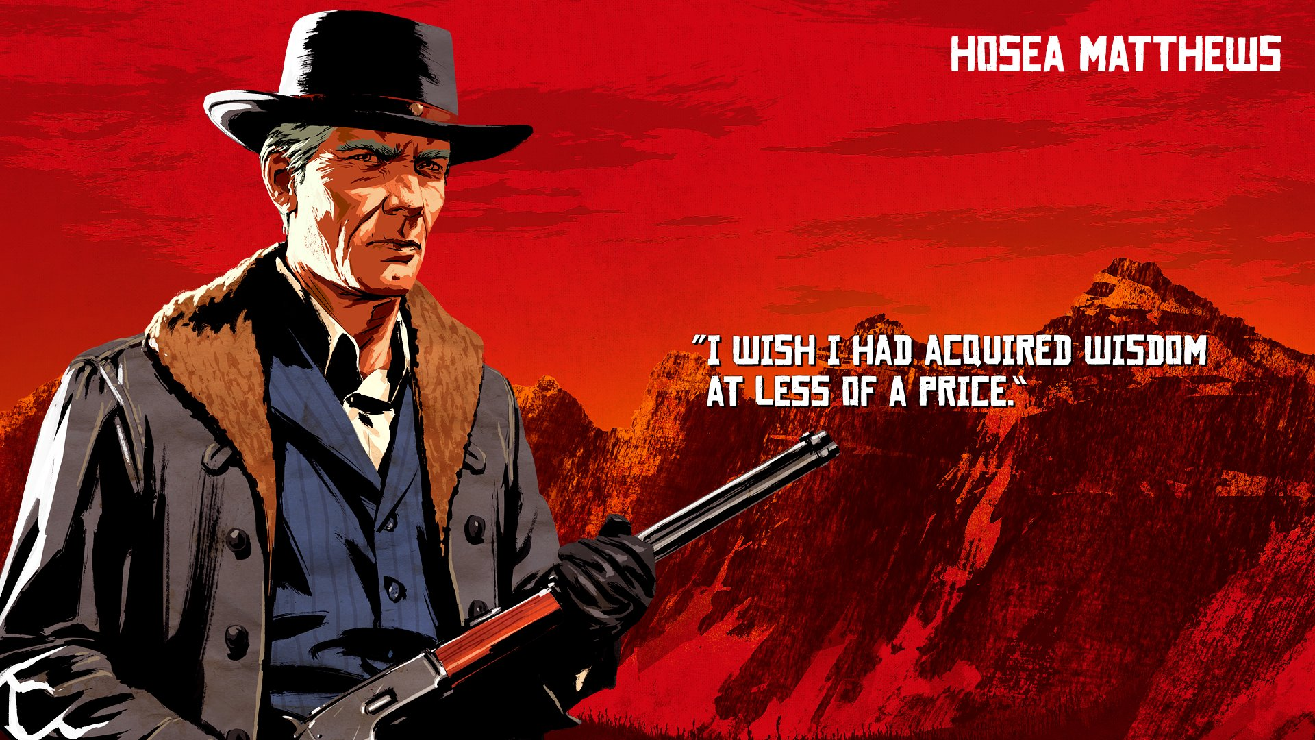 Rockstar Games revela artes dos personagens de Red Dead Redemption 2; veja 7