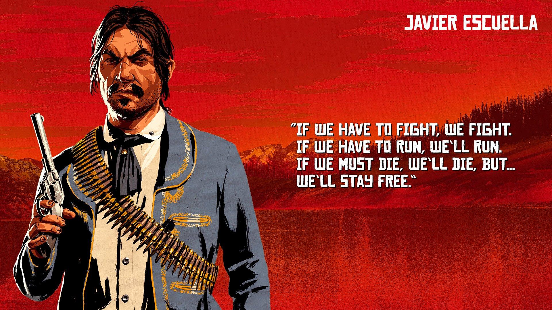 Rockstar Games revela artes dos personagens de Red Dead Redemption 2; veja 1