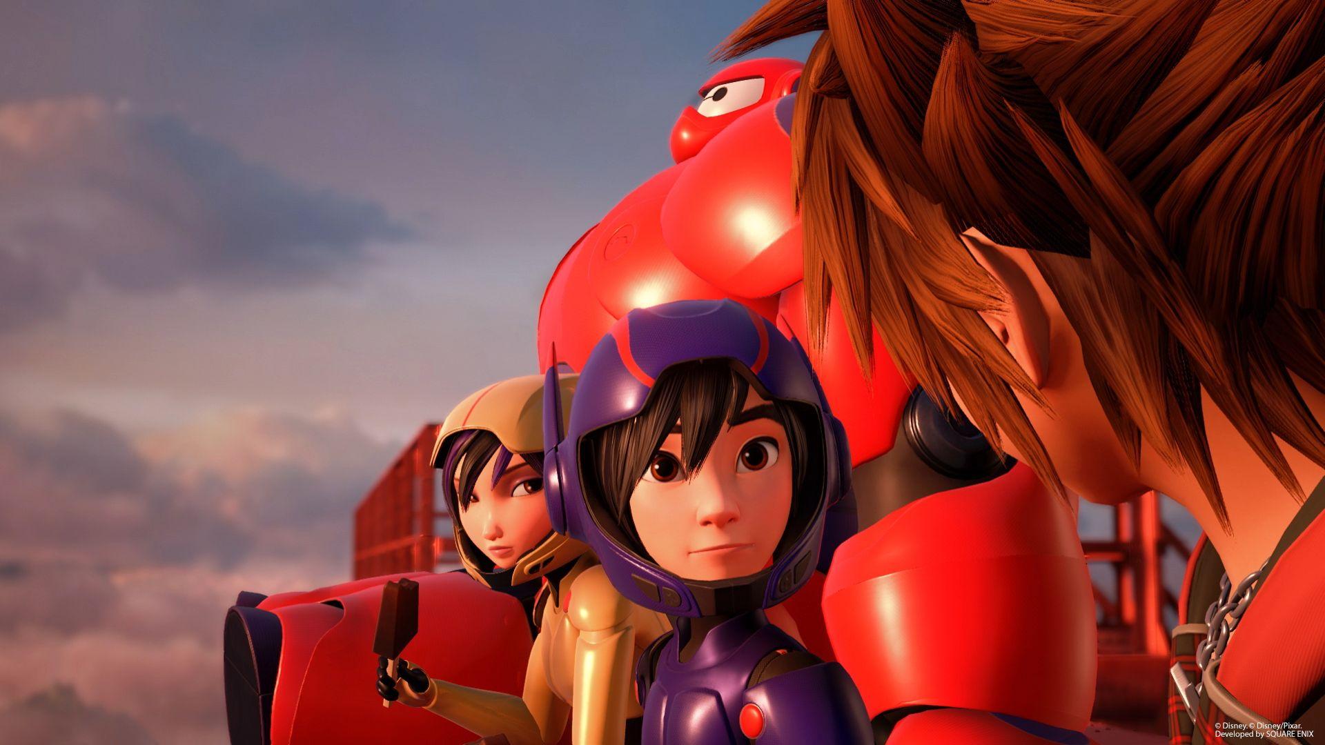 Kingdom Hearts 3 ganha novo trailer e linda capa; confira 3