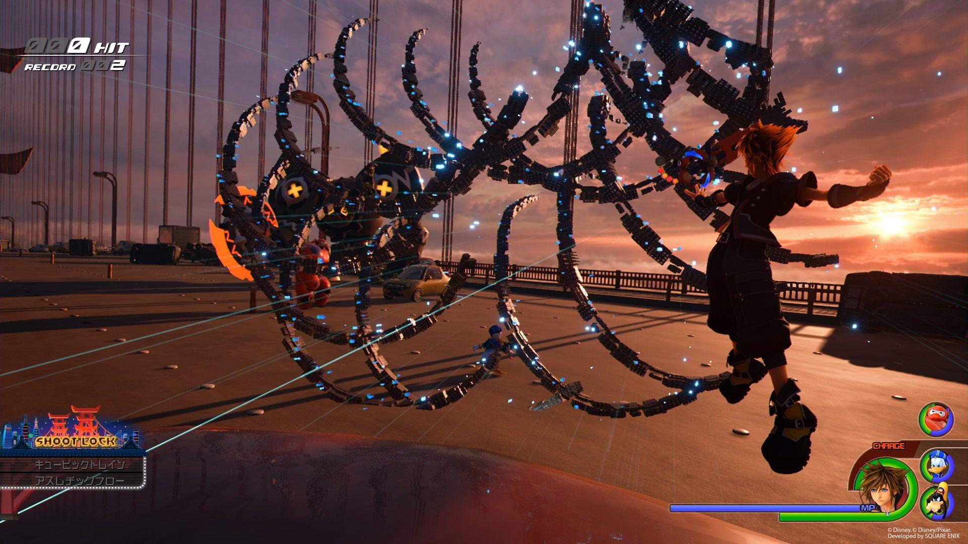 Kingdom Hearts 3 ganha novo trailer e linda capa; confira 6