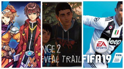 Lançamentos da Semana (24/09 a 28/09) para PS4, PSVR e PS Vita