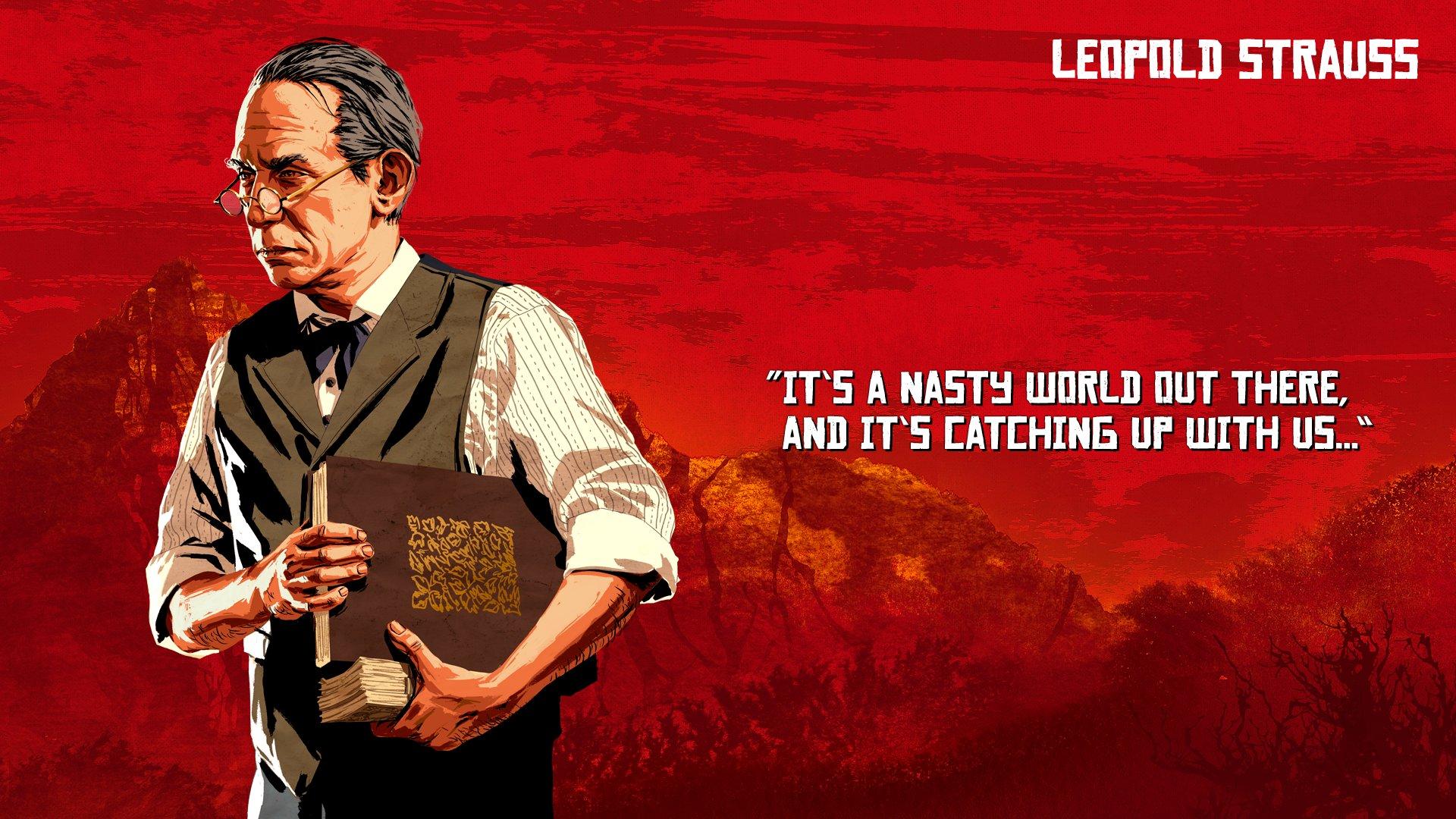 Rockstar Games revela artes dos personagens de Red Dead Redemption 2; veja 10