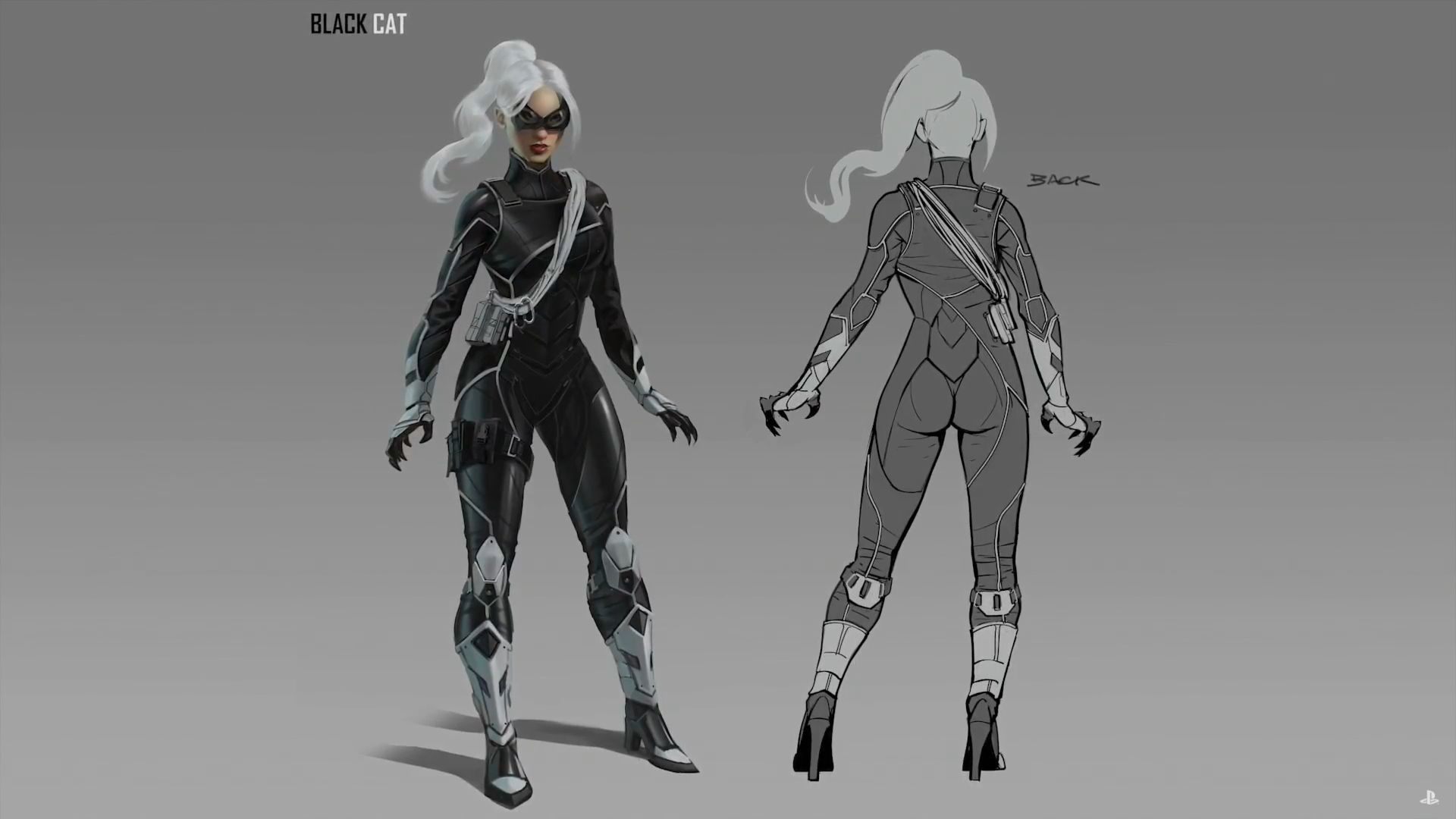 Conheça atriz de Gata Negra em Marvel's Spider-Man 1