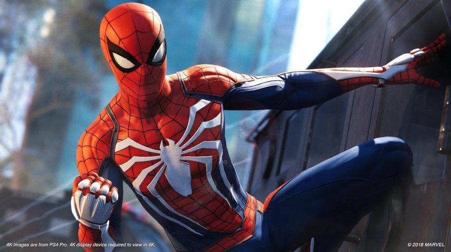 Marvel's Spider-Man terá livro de capa dura com o script do jogo