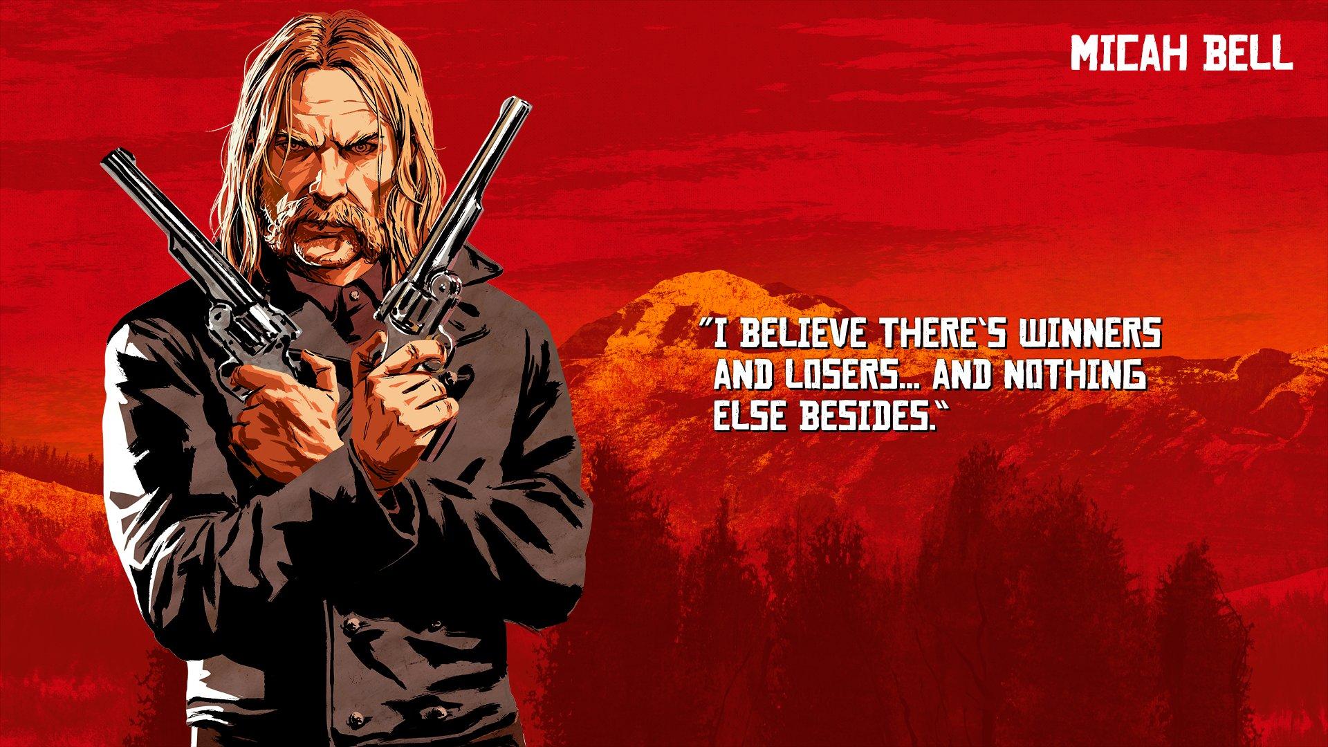 Rockstar Games revela artes dos personagens de Red Dead Redemption 2; veja 11