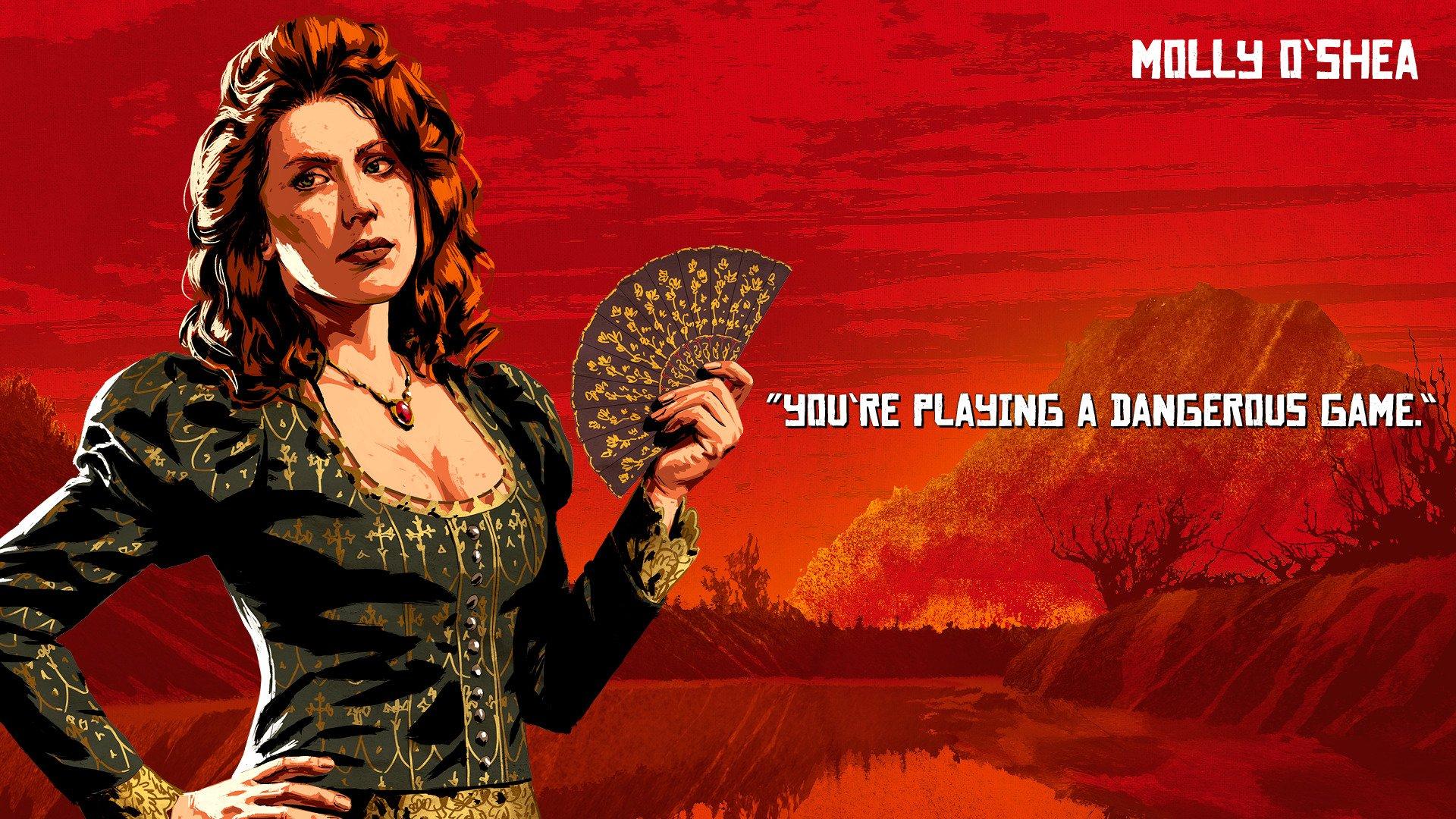 Rockstar Games revela artes dos personagens de Red Dead Redemption 2; veja 12