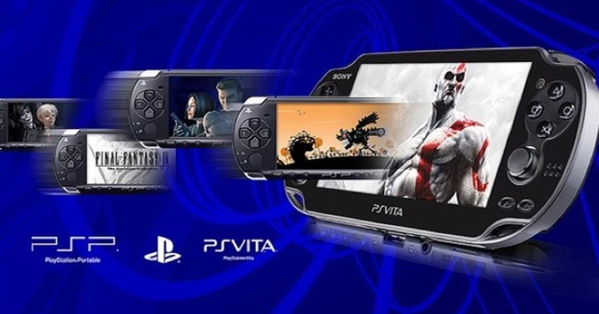 Sony não tem planos para um novo console portátil