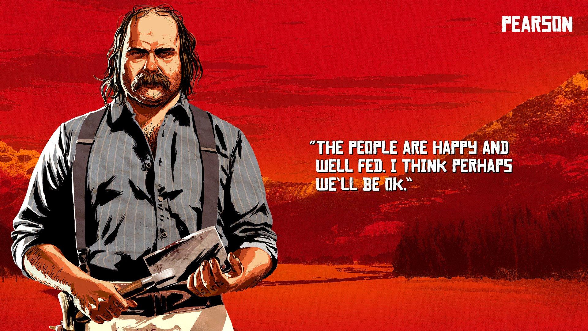 Rockstar Games revela artes dos personagens de Red Dead Redemption 2; veja 13