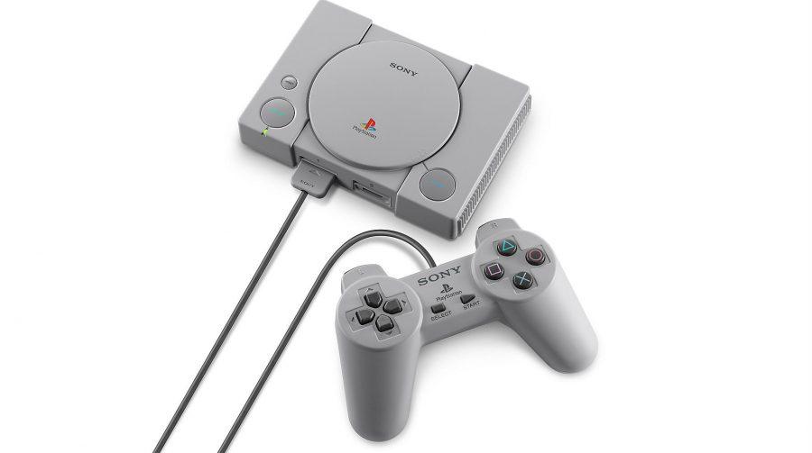 Sucesso! Pré-vendas do PlayStation Classic já estão quase esgotadas