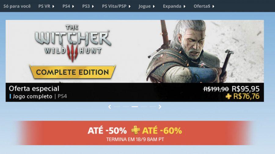 Sony revela Promoção PlayStation Picks na PSN; veja jogos e preços