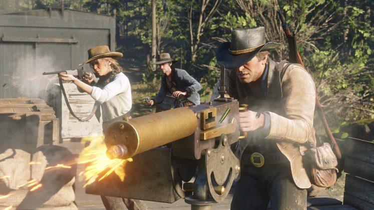 Red Dead Redemption 2: reveladas novas e belíssimas imagens do jogo; veja 12