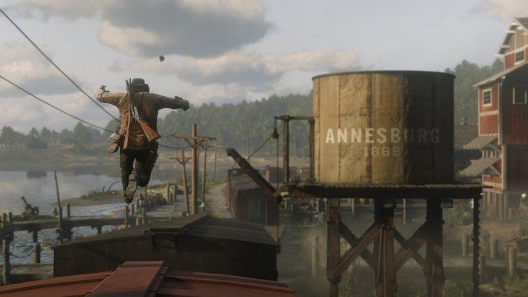 Red Dead Redemption 2: reveladas novas e belíssimas imagens do jogo; veja 2