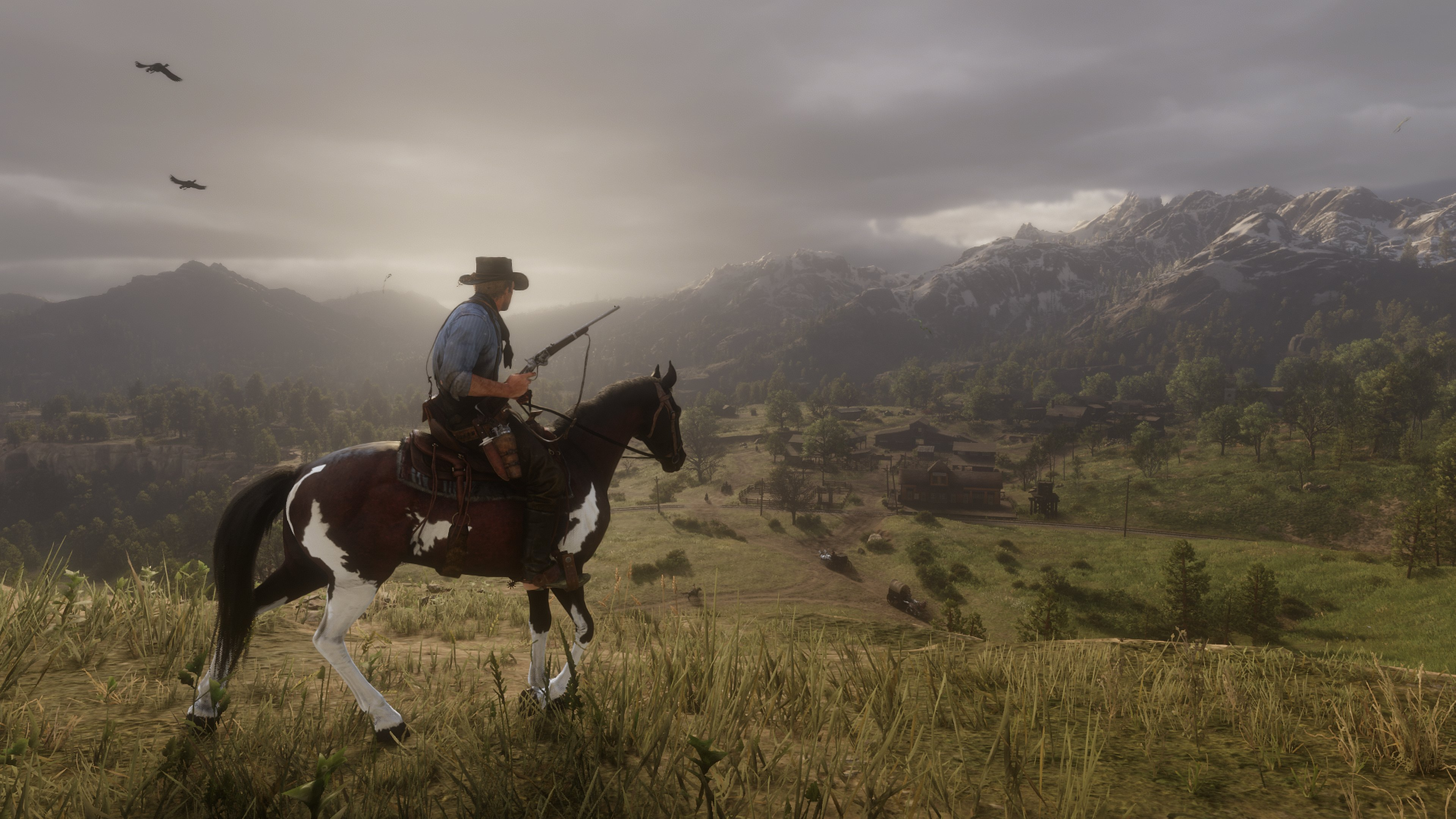 Red Dead Redemption 2 Reveladas Novas E Bel 237 Ssimas