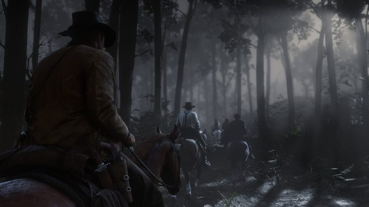 Red Dead Redemption 2: reveladas novas e belíssimas imagens do jogo; veja 7