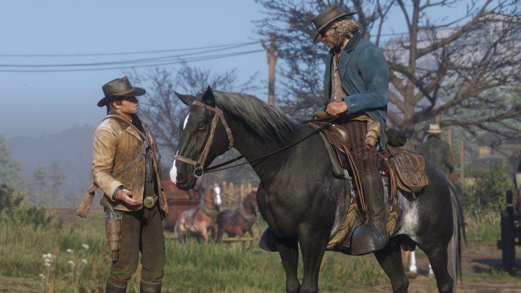 Red Dead Redemption 2: reveladas novas e belíssimas imagens do jogo; veja 8