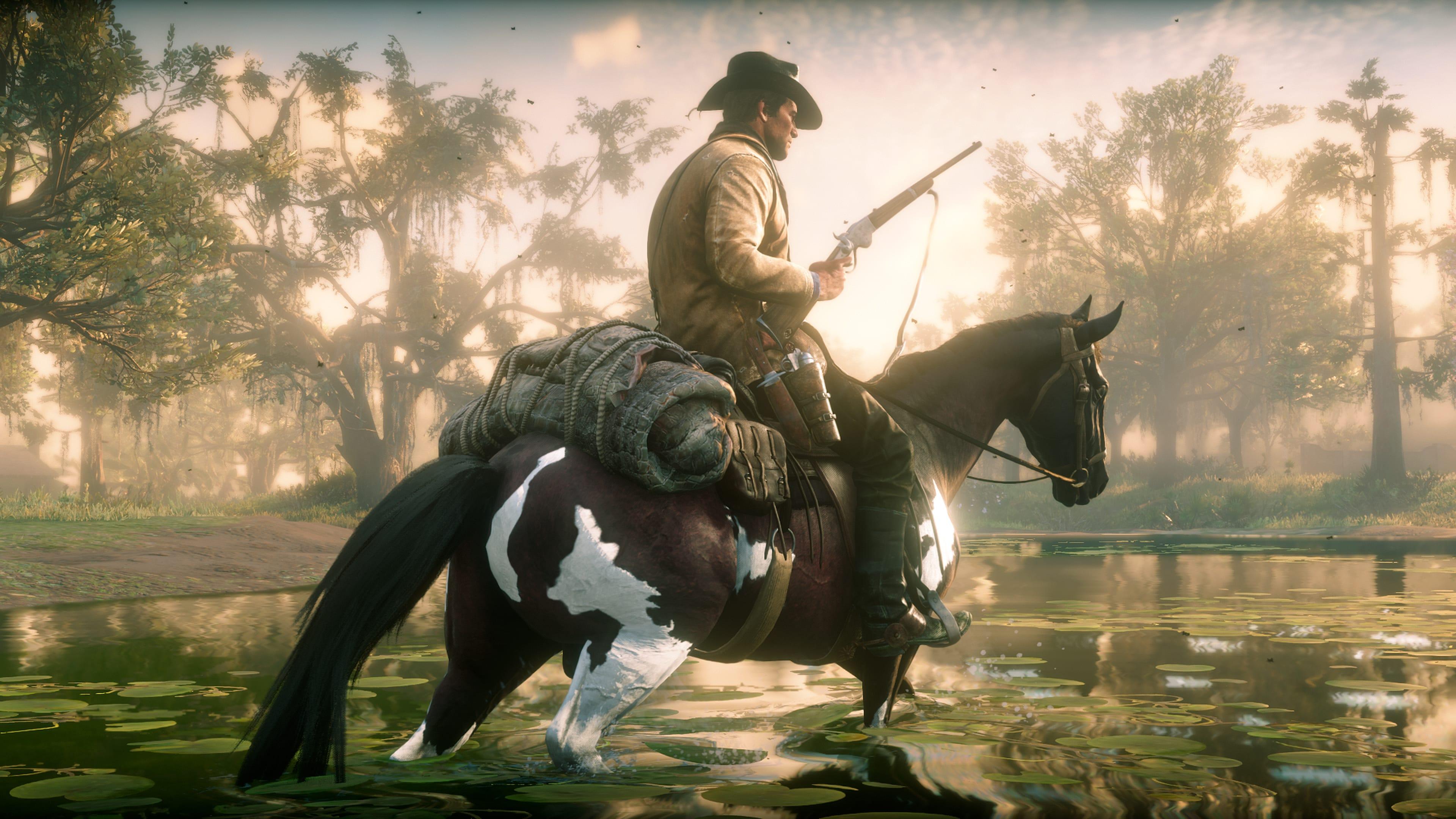 "Rockstar Games destaca ""vida selvagem"" de Red Dead Redemption 2 8"