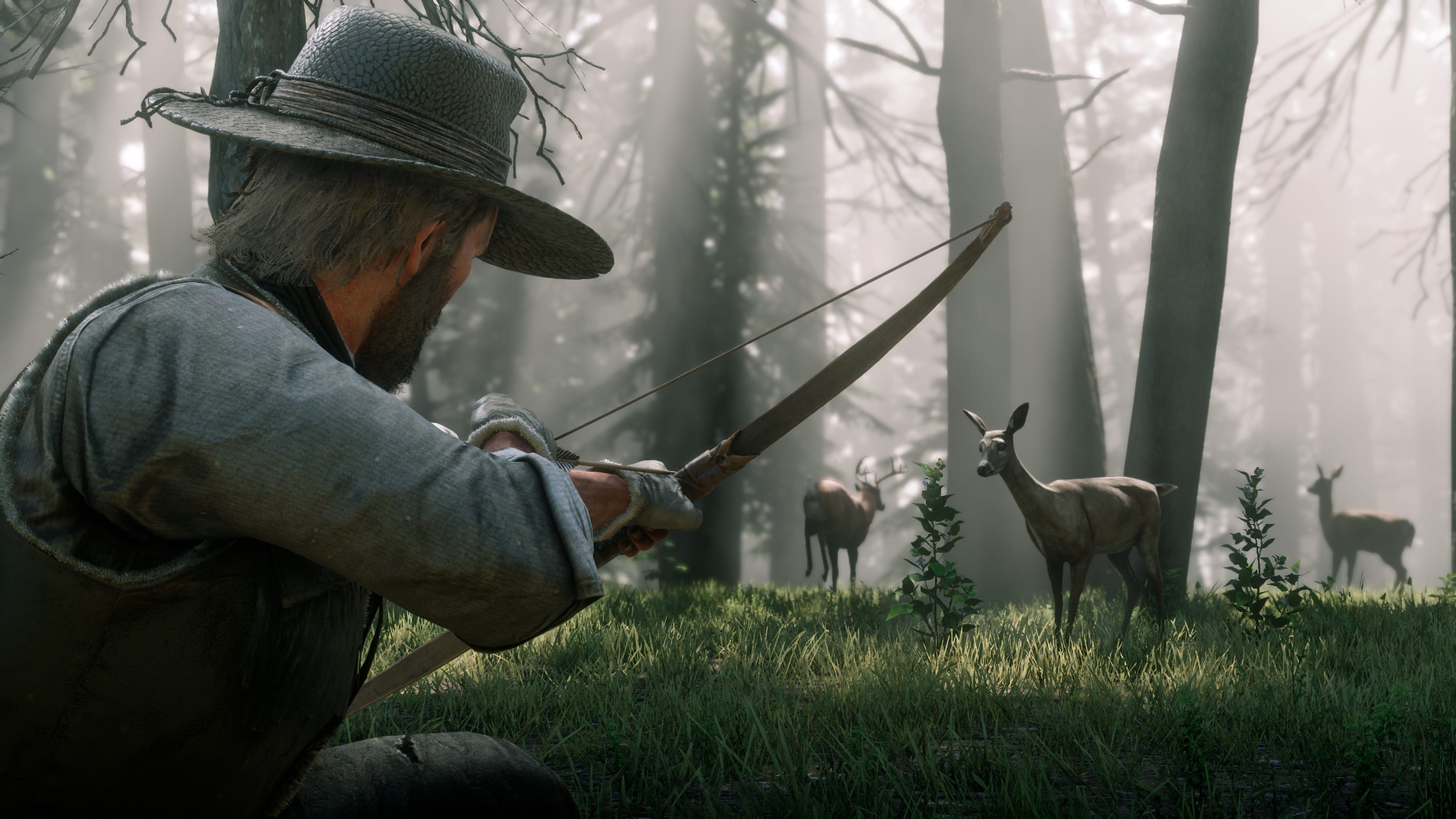 "Rockstar Games destaca ""vida selvagem"" de Red Dead Redemption 2 9"
