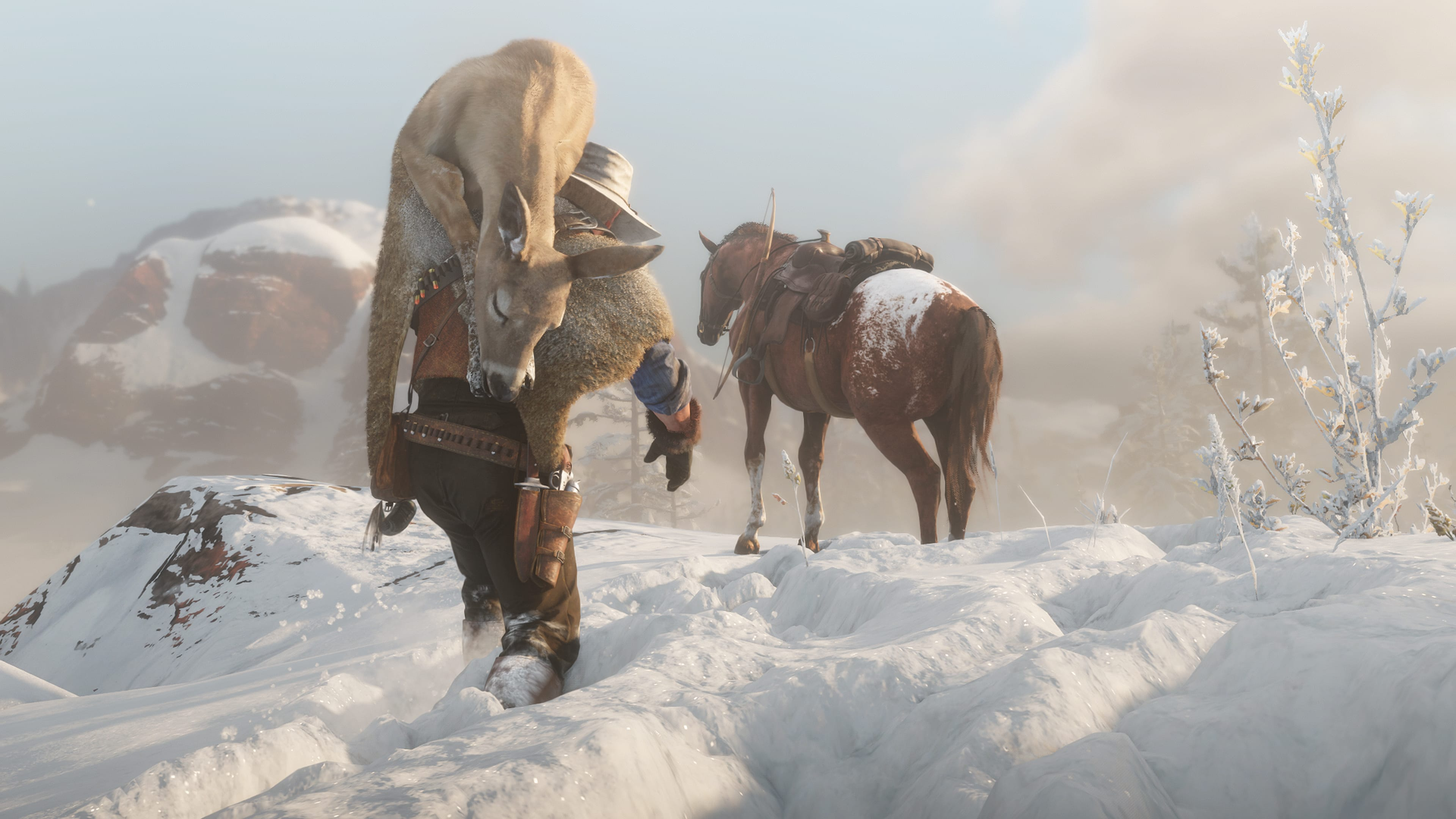 "Rockstar Games destaca ""vida selvagem"" de Red Dead Redemption 2 10"
