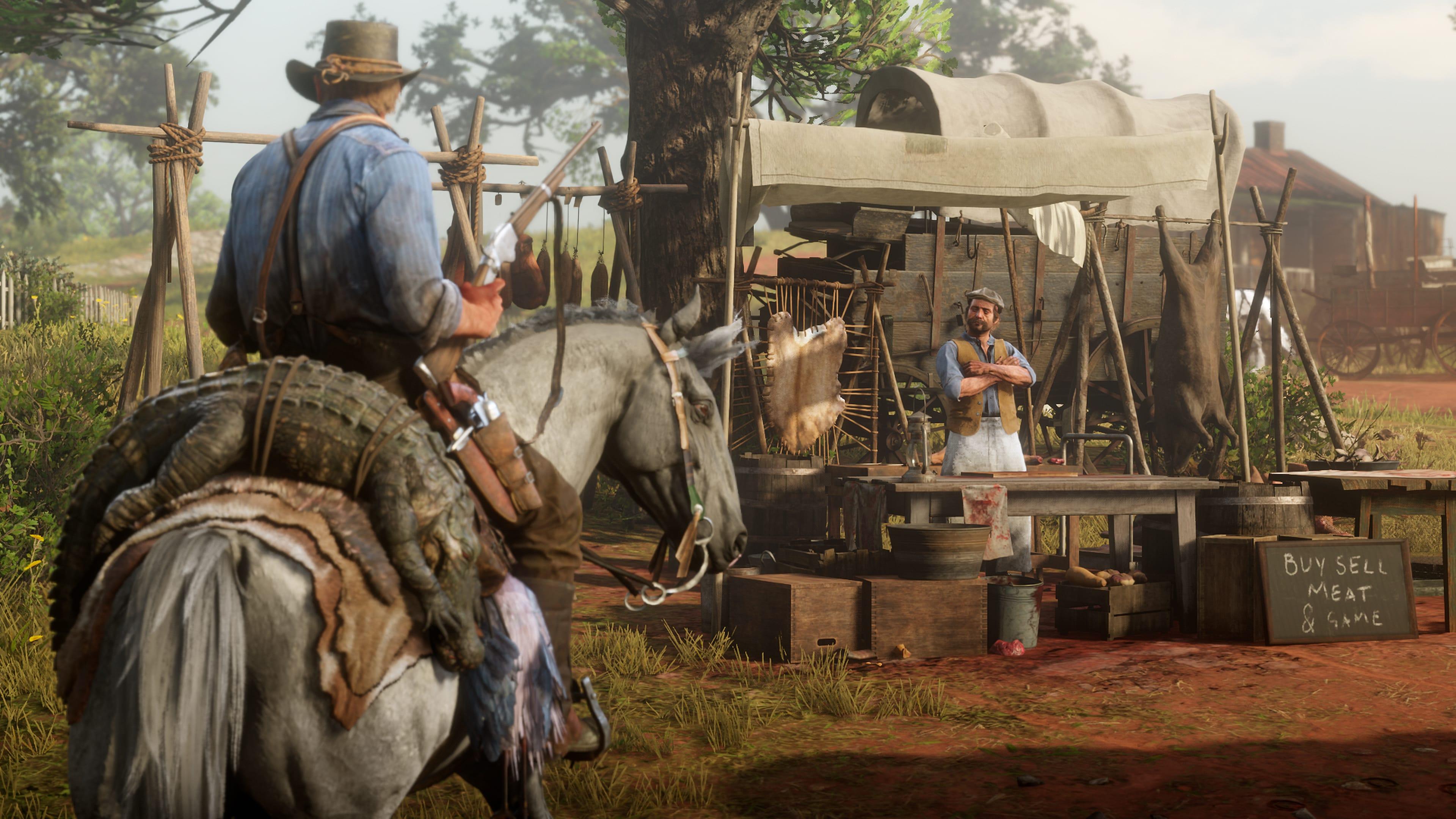 "Rockstar Games destaca ""vida selvagem"" de Red Dead Redemption 2 11"