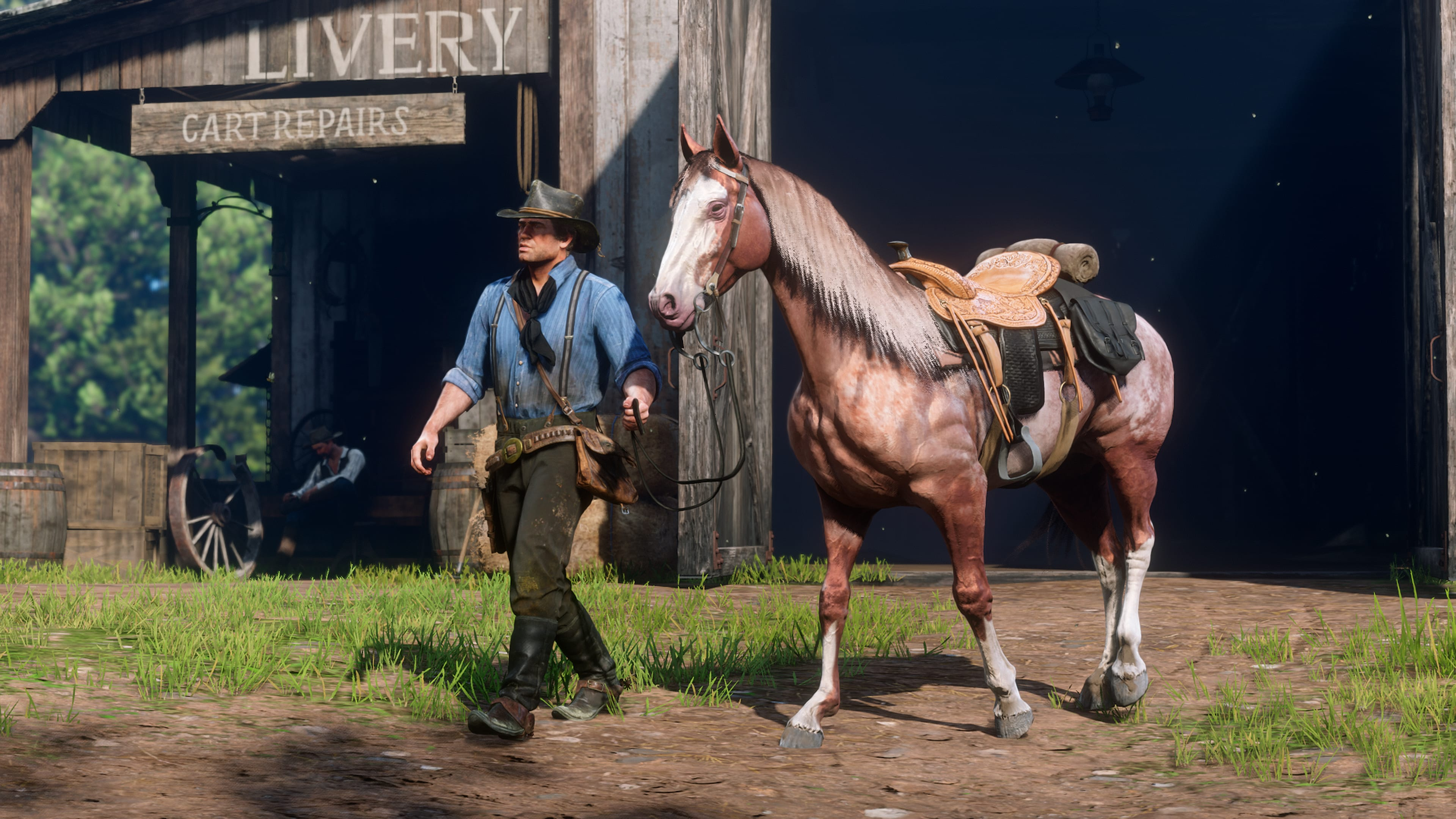"Rockstar Games destaca ""vida selvagem"" de Red Dead Redemption 2 14"