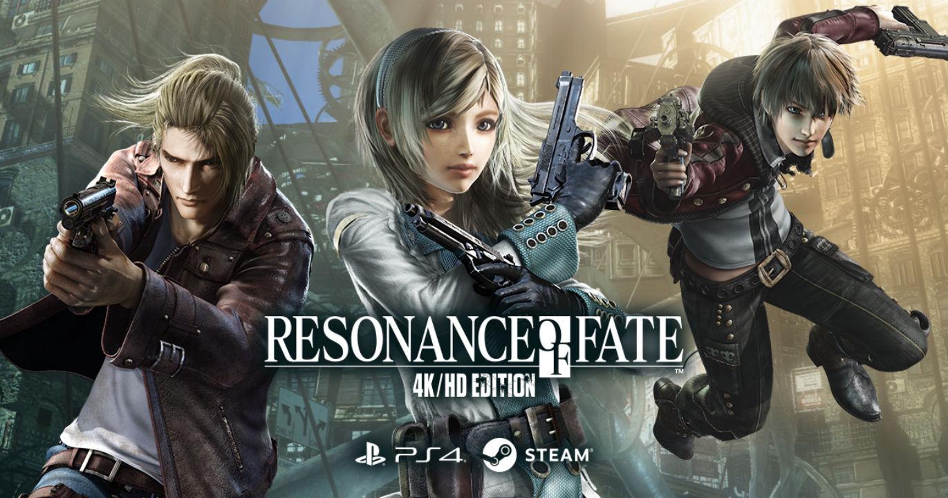 Resonance of Fate 4K/H...