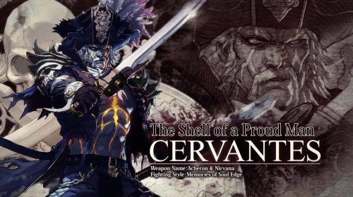 Modos de jogo e Cervantes são mostrados em vídeos de SoulCalibur VI