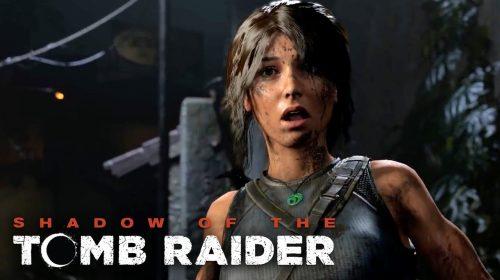Flopou? Shadow of the Tomb Raider não vende tanto quanto os anteriores