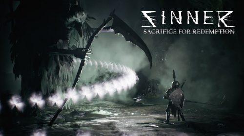 Sinner: Sacrifice for Redemption chega ao PS4 em outubro; confira